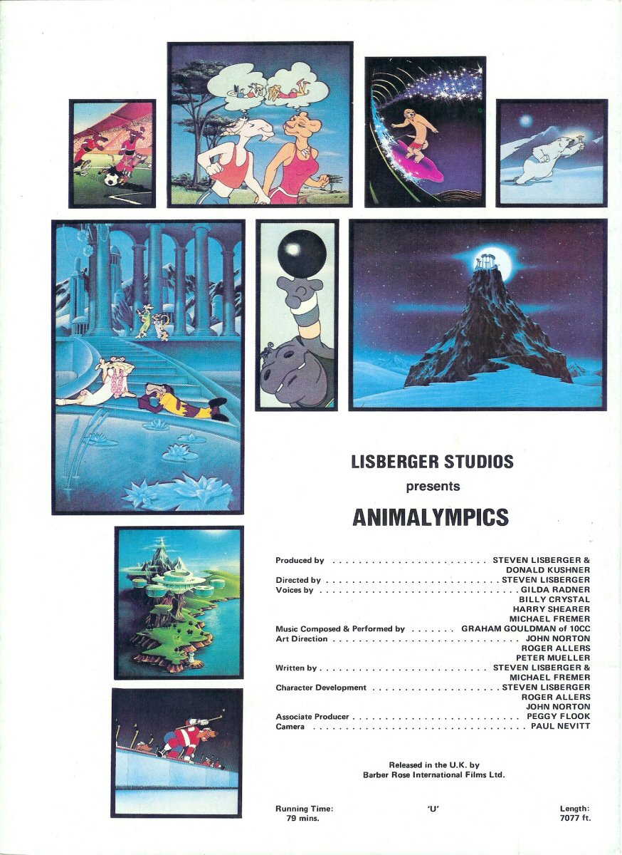 animalympics press release 1